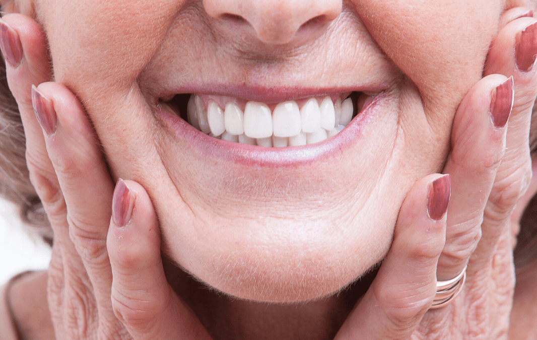 partial dentures for back teeth in Chester